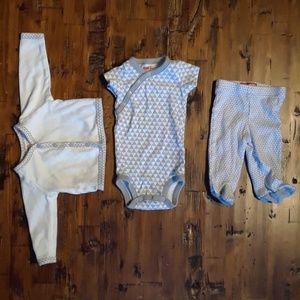 Matching Sets - 8 pc newborn-3 months